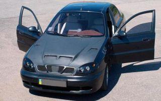 Тюнинг daewoo nexia: 5 основных узлов автомобиля, которые можно модифицировать