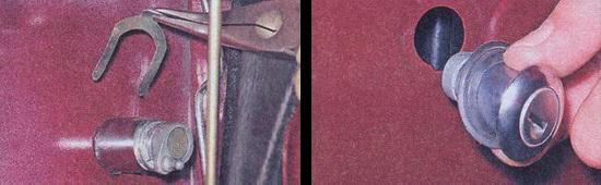 Как снять ручку стеклоподъёмника на примере ВАЗ-2114 и ВАЗ-2107?