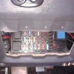 Как найти и заменить предохранитель прикуривателя? 2 возможных места расположения детали