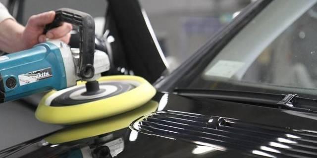 Полируем автомобиль своими руками: 4 отдельных вида полировки