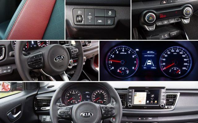 Обзор автомобиля Kia Rio: технические характеристики, комплектации и цены в 2019 году