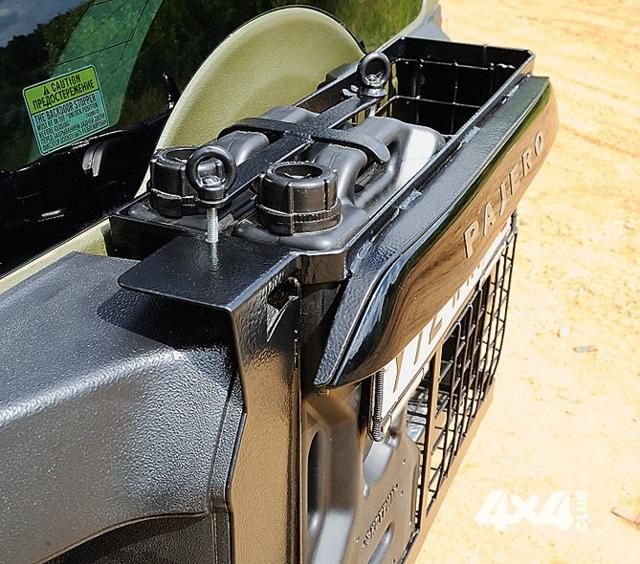 4 идеи для тюнинга Митсубиси Паджеро 4 (Mitsubishi Padjero 4)