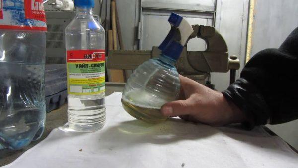 Как изготовить WD-40 своими руками из 3 компонентов? Рецепт и полезные советы