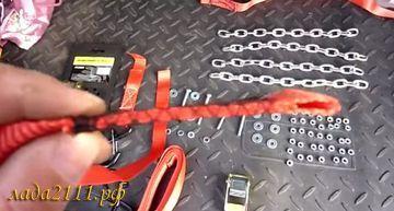 Как изготовить браслеты противоскольжения своими руками? 8 шагов сборки