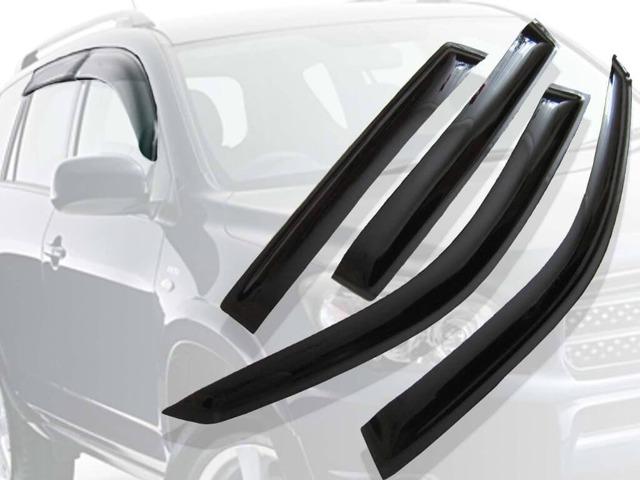 Что такое дефлектор автомобиля? Функции, 5 видов и советы по установке