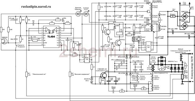 Пусковое устройство для автомобиля своими руками: 4 работающие схемы ПЗУ