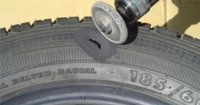 Как ездить с грыжей на колесе? 4 полезных совета, что делать на дороге