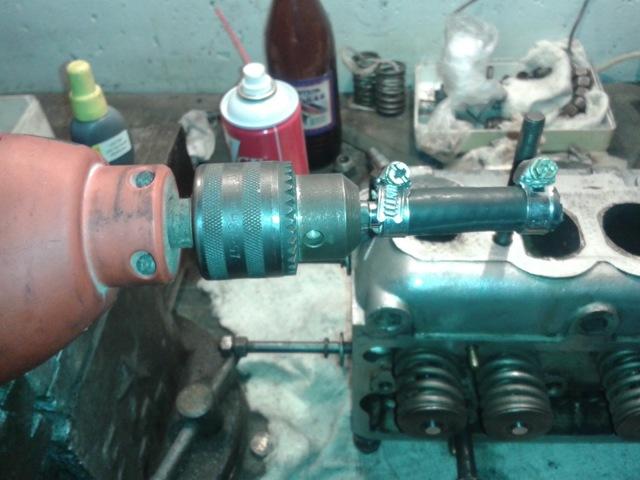 Как правильно притереть клапана двигателя? 4 возможных способа