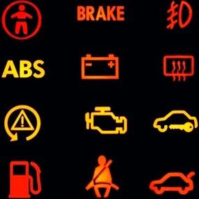 10 групп символов на приборной панели, которые должен знать каждый водитель
