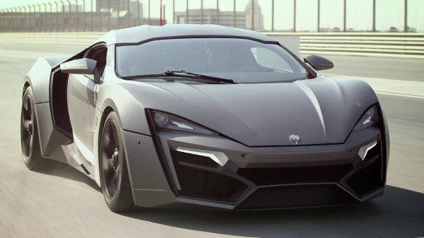 Обзор 8 самых крутых и дорогих машин в мире