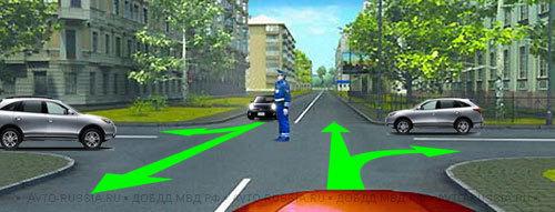 Как понять и легко выучить сигналы регулировщика? Правила для водителей и пешеходов в 2019 году