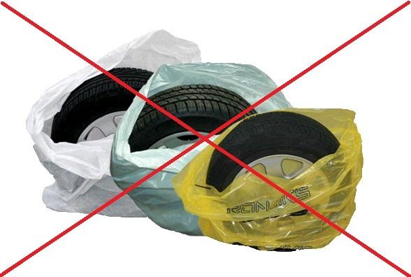 Как правильно хранить шины зимой и летом? 5 полезных советов