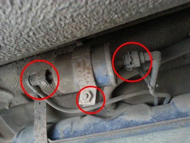 Где находится и как заменить топливный фильтр в автомобиле? 5 советов при выборе фильтра