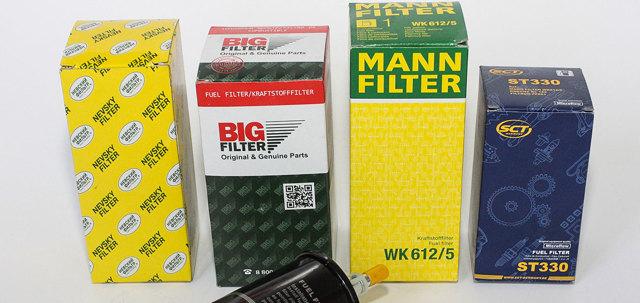 Все про топливные фильтры: предназначение, особенности, 4 разновидности