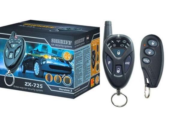 Особенности автосигнализации Sheriff: 3 преимущества охранной системы, инструкция по установке и использованию
