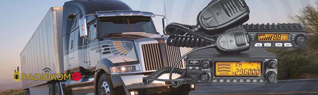 Выбираем лучшую рацию для дальнобойщиков: 5 популярных моделей