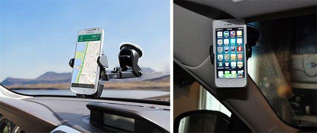 Как сделать держатель для телефона в авто своими руками? 3 простых конструкции