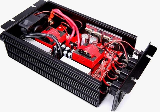 Выбираем автомобильный инвертор с 12 на 220 В? 6 основных технических характеристик устройства