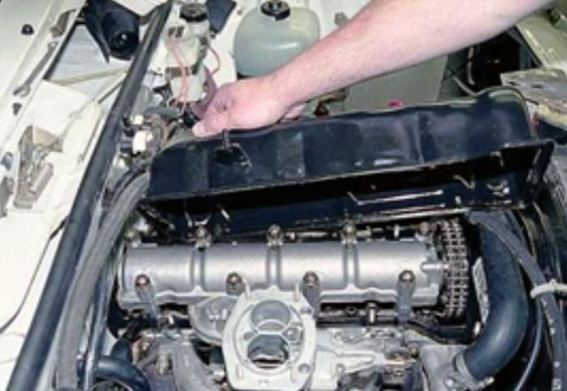 Технология натяжения цепи на ВАЗ 2106: 7 стадий ремонтных работ