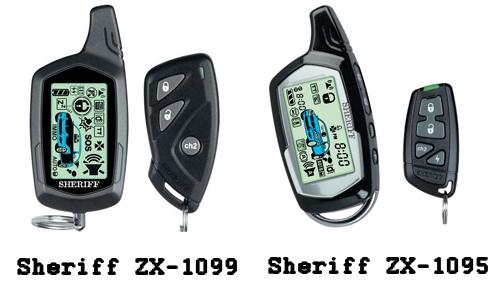 Обзор 11 лучших автомобильных сигнализаций фирмы Sheriff («Шериф») в 2019 году