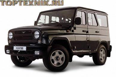 УАЗ «Хантер» дизель: 5 достоинств, особенности и технические характеристики