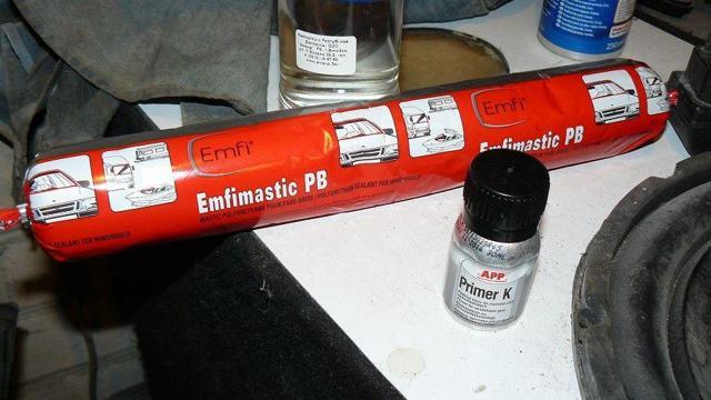 Выбор и использование герметика для фар: 4 популярных герметика
