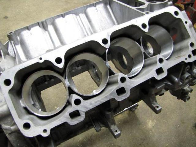 2 метода гильзовки блока цилиндров: особенности ремонтных работ