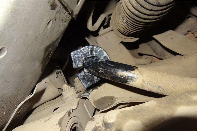 Самостоятельная замена втулок переднего и поперечного стабилизаторов: 2 пошаговые инструкции