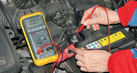 5 причин утечки тока в автомобиле и способы их обнаружения