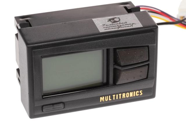 Обзор 6 лучших бортовых компьютеров фирмы Multitronics («Мультитроникс»)