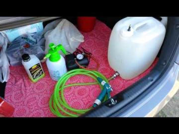Как собрать мойку высокого давления для автомобиля своими руками? 7 необходимых элементов