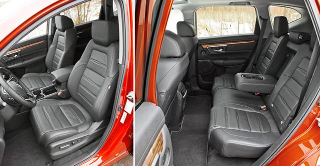 Обзор автомобиля Honda CR-V: технические характеристики, комплектация и цены на 2019 год