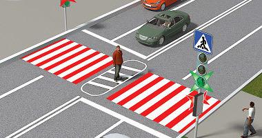 Можно ли совершить обгон на пешеходном переходе? Правила и штрафы на 2019 год