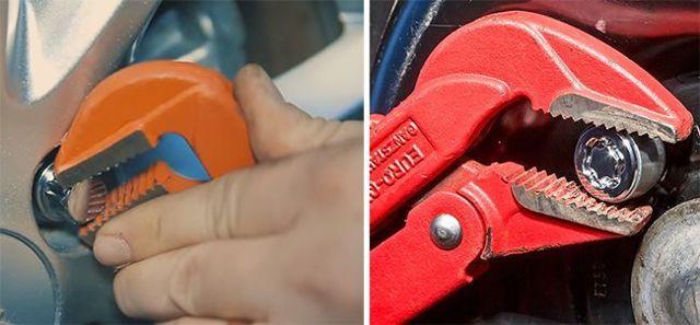 Как снять секретки, не имея ключа под рукой? 5 простых и доступных способов
