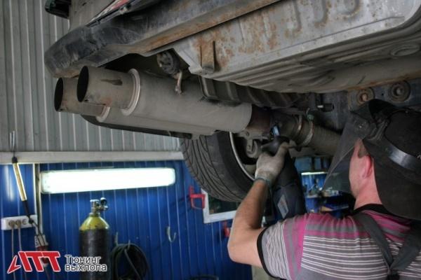 Как сделать пламегаситель для авто из катализатора своими руками? 3 преимущества устройства