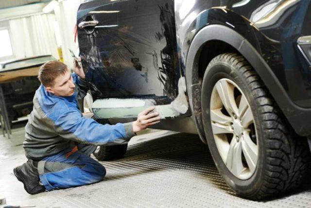 Особенности покраски пластиковых элементов автомобиля: 3 основных этапа и советы