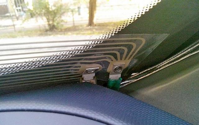 4 способа устройства обогрева лобового стекла автомобиля