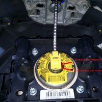 Демонтаж подушки безопасности с руля: инструкция для 4 моделей автомобилей