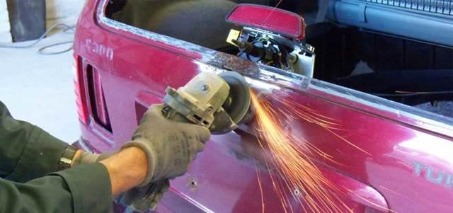 Как покрасить автомобиль самостоятельно в гараже? 4 этапа подготовки и проведения работ