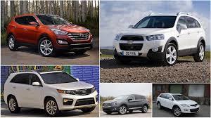 Лучшие 7-местные автомобили, представленные на Российском рынке в 2019 году