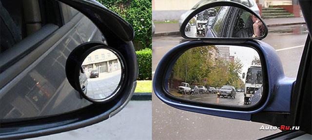 Как правильно настроить зеркала заднего вида? 3 типа зеркал