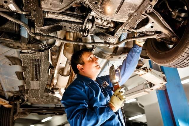 Диагностика ходовой части автомобиля: 7 необходимых технических мероприятий