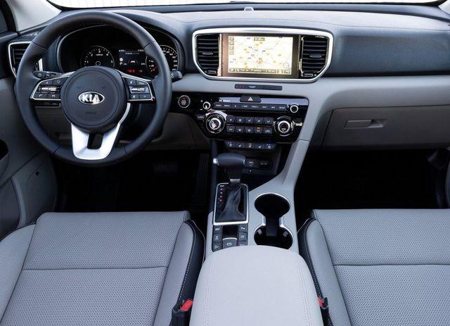 Обзор Kia Sportage: технические характеристики, цены и комплектации на 2019 год