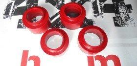 Проставки под пружины для увеличения клиренса: 6 советов по установке