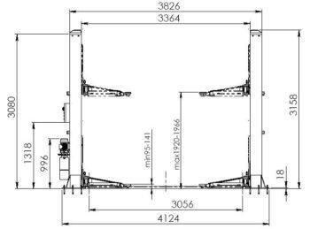 Как сделать автомобильный подъёмник для гаража своими руками? 2 простых для исполнения устройства