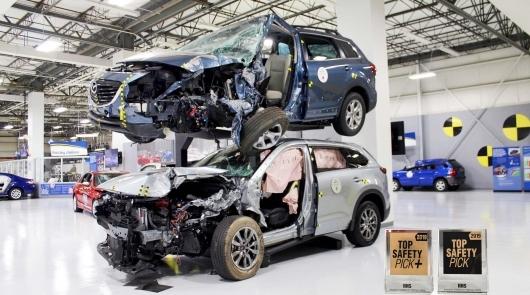 Самые безопасные автомобили в мире и России: обзор на 2019 год
