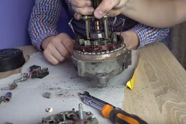 Обгонная муфта генератора: 5 причин поломок + инструкция по диагностике и ремонту